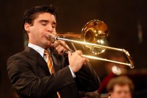 Fabrice Millischer beim ARD Musikwettbewerb
