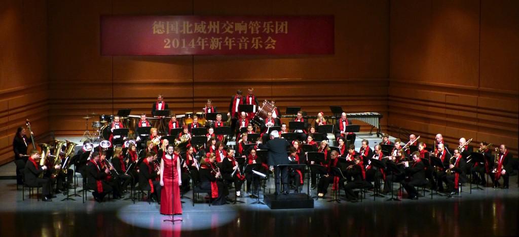 China-Konzert