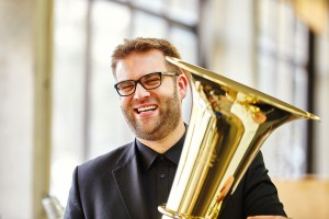 Prof. Dirk Hirthe, Tuba